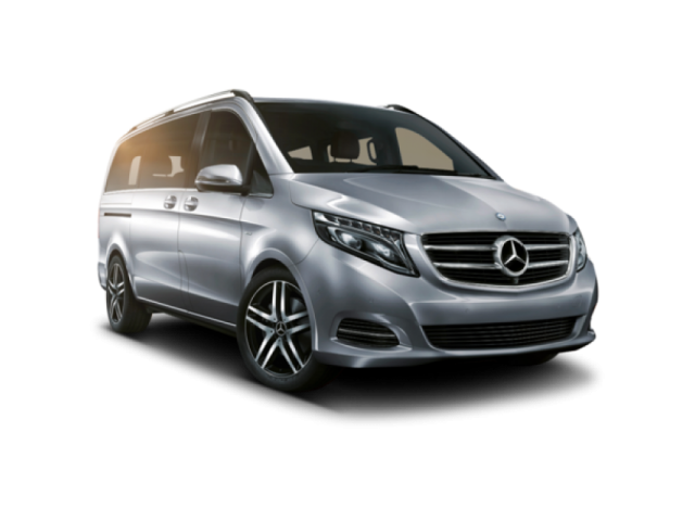 Mercedes Benz VIANO - luxurious minivan